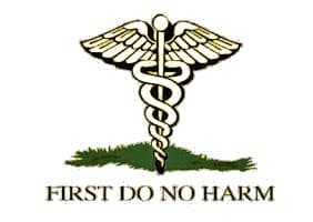 hippocratic oath first do no harm