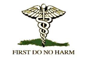 hippocratic oath first do no harm
